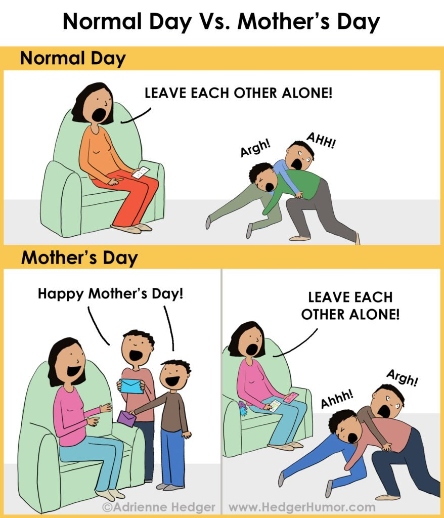 Happy Mother's Day | Hedger Humor